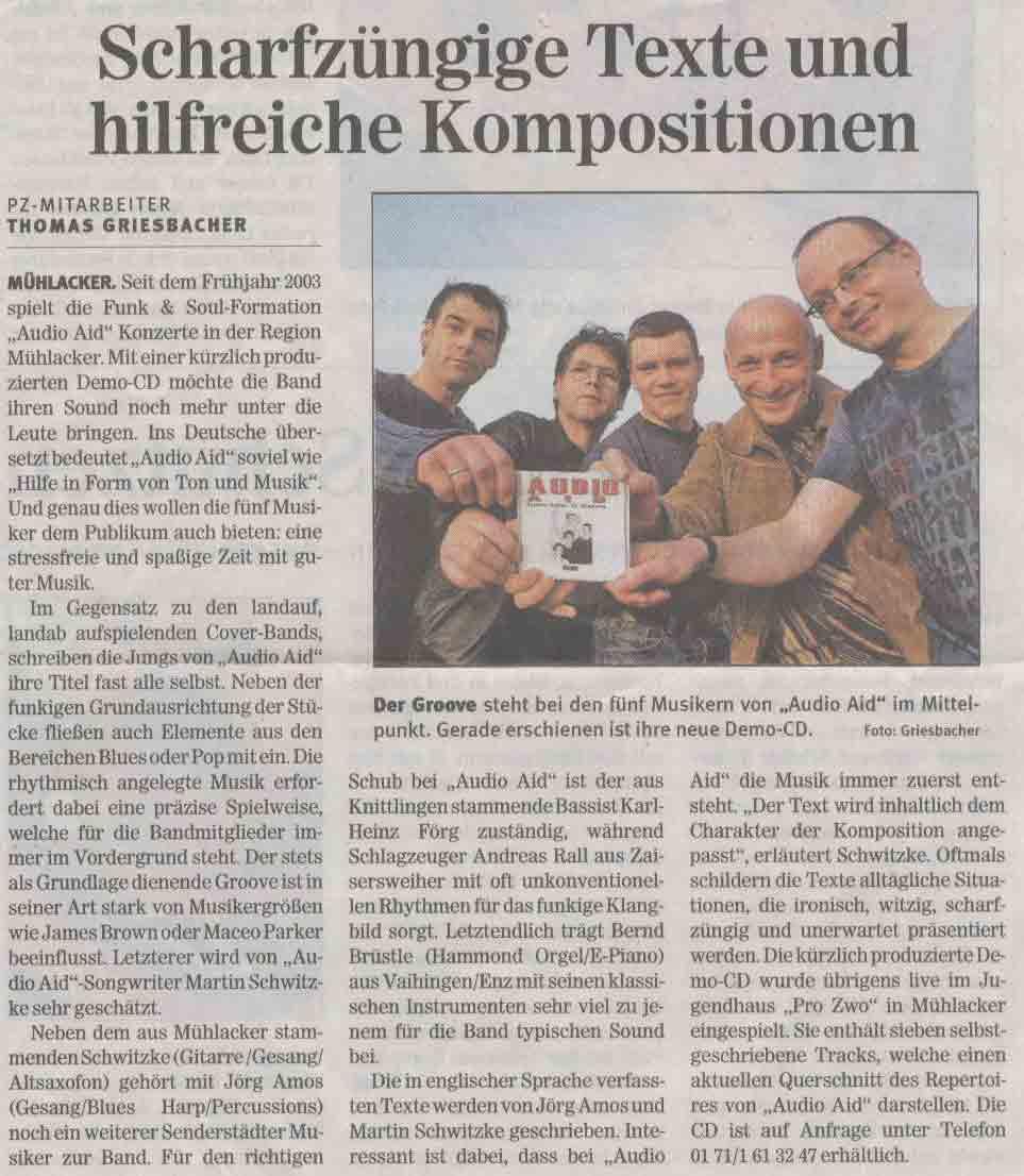 Dating Pforzheimer Zeitung